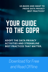 general data protection regulation guide